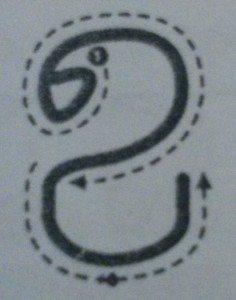 Khmer consonant  Kau