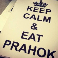 khmer foods t shirt reading keep calm and eat prahok.
